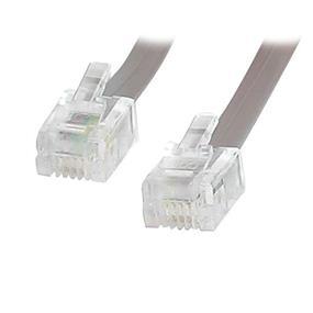 StarTech RJ11 Telephone Modem Cable -  25 ft. (RJ25FT)