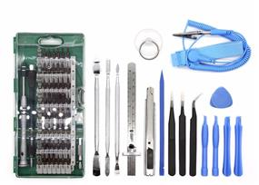 King'sdun 76 in 1 Precision Screwdriver Sets with Magnetic Driver Kit, Repair Tool Kit For iPad, iPhone, Laptops (KS-8075)