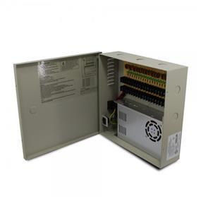 Vonnic VPBOX18CH30A PTC with Lock Power Distribution Box (DC 12V / 30A)