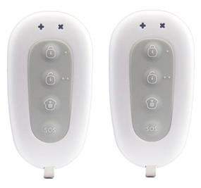 Smanos 2 Pack Remote Control (RE2300)