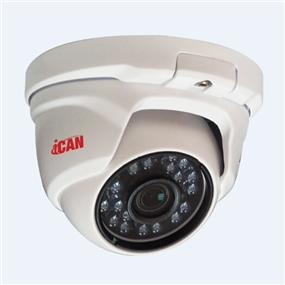 iCAN 1080P(1920*1080)@30fps, Weatherproof IP66, PoE, IP Security Camera -CC-IPC-HS20S142