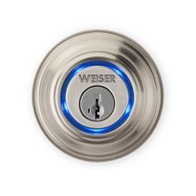 WEISER Kevo Smart Lock (Satin Nickel)