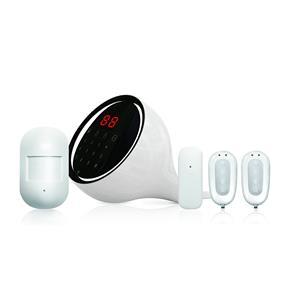 SMANOS WiFi/Phone Line Alarm System + HD WiFi Camera (W100i)