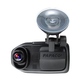 PAPAGO! GoSafe 760 Dual Lens Dash Camera , Front & Rear 1080p, Super Night Vision , Includes 32GB Micro SD Card (GS76032G)