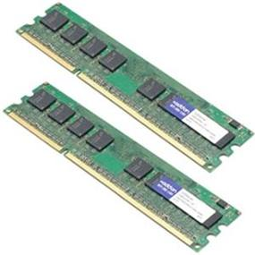 AddOn Server Memory Module 16GB DDR2 SDRAM  - 16 GB (2 x 8 GB) - DDR2 SDRAM - 667 MHz - 1.80 V - ECC - Fully Buffered - 240-pin - DIMM (A1787400-AMK)