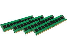 Kingston 32GB 2133MHz DDR4 ECC Reg CL15 DIMM (kit of 4x8GB)  (KVR21R15S4K4/32)