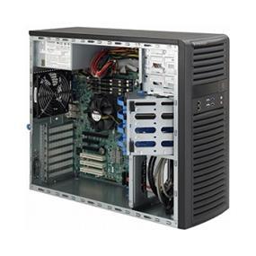 SuperMicro SuperChassis (732I-500B) 4U Chassis - 500W - E-ATX/ATX/Micro ATX