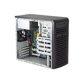 "SuperMicro SuperChassis (731I-300B) - 300W - Mini-Tower Chassis for 9.6"" x 9.6"""