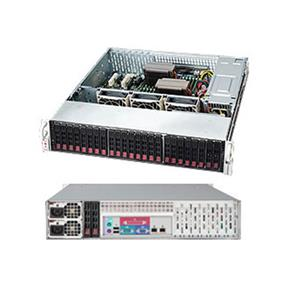"SuperMicro SuperChassis (SC216BE16-R920LPB) - 2U Chassis - 24 x 2.5"" Hot-Swap Drive Bay"