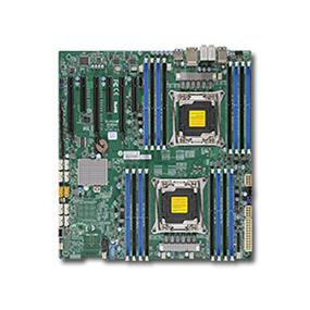 Supermicro X10DAi Server Motherboard - Intel Xeon® processor E5-2600 v4 - Socket LGA-2011 - Retail Pack - E-ATX