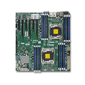 Supermicro MBD-X10DRi-O Server Motherboard - Intel Xeon® processor E5-2600 v4 - Dual Socket LGA-2011 - Retail Box - E-ATX