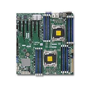 Supermicro MBD-X10DRi-T Server Motherboard - Intel Xeon® processor E5-2600 v4 - Dual Socket LGA-2011 - Retail Box - E-ATX