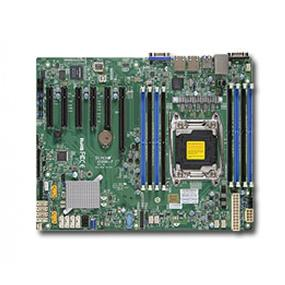 Supermicro MBD-X10SRi-F-O Server Motherboard - Intel Xeon® processor E5-2600 v4 - Socket LGA 2011 - Retail Box - ATX