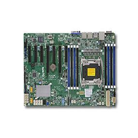 Supermicro MBD-X10SRL-F-O Server Motherboard - Intel Xeon® processor E5-2600 v4 - Socket LGA 2011 - Retail Box - ATX