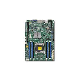 Supermicro MBD-X10SRW-F Server Motherboard - Intel Xeon® processor E5-2600 v4 - Socket LGA 2011 - Retail Box - Proprietary