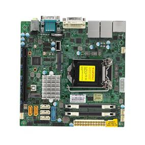 Supermicro MBD-X11SSV-Q-O Server Motherboard - Intel Q710 Chipset E3-1200 v5 - Socket LGA 1151 - Retail Box - Mini-ITX