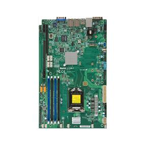 Supermicro MBD-X11SSW-F-O Server Motherboard - Intel Xenon E3-1200 v5 - Socket LGA 1151 - Retail Box - Proprietary
