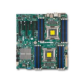 Supermicro MBD-X9DAi-O Server Motherboard - Intel Xenon E5-2600 v2 - Dual Socket LGA 2011 - Retail Box - E-ATX