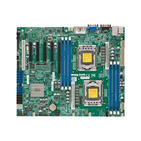 Supermicro MBD-X9DBL-iF Server Motherboard - Intel Xenon E5-2400 v2 - Dual Socket LGA 1356 - Retail Box