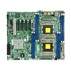 Supermicro MBD-X9DRL-IF-O Server Motherboard - Intel Xenon E5-2600 v2 - Dual Socket LGA 2011 - Retail Box - ATX