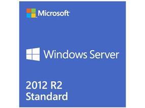 Lenovo Microsoft Windows Server 2012 Standard - License - 2 CPU - OEM - ROK - BIOS-locked (Lenovo) - Multilingual (82972SM)