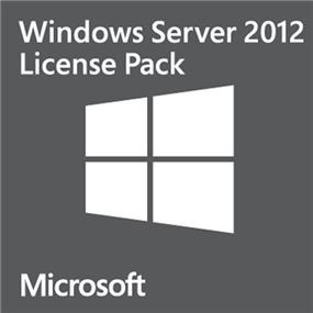 Microsoft Windows Server 2012 - License - 5 device CAL -OEM - English -PC