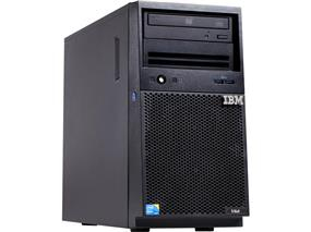 Lenovo x3100 M5; Xeon 4C E3-1271v3 80W 3.6GHz/1600MHz/8MB; 1x8GB; O/Bay HS 2.5in SAS/SATA; SR M1115; Multi-Burner; 430W p/s; Tower (5457EJU)