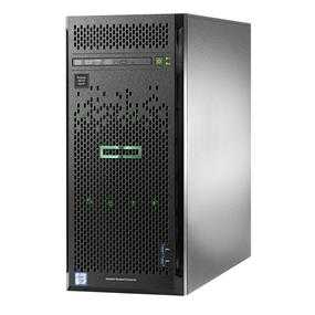 HP ProLiant ML110 Gen9 - Server - tower - 4.5 - 1-way - 1 x Xeon E5-2603V4 / 1.7 GHz - RAM 8 GB - SATA - HDD 0 TB