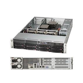 Supermicro SuperServer 6028R-WTRT Intel® Xeon® processor E5-2600 v4, DDR4 2400MHz; 16x DIMM Slots 4x PCI-E 3.0 x8 (FHHL) AOC slot (SYS-6028R-WTRT)