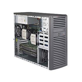 Supermicro SuperServer SYS-7038A-I Intel® Xeon® processor E5-2600 v4, DDR3 2400MHz; 16x DIMM slots