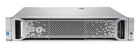 "HP ProLiant DL380 Gen9 - Server - rack-mountable - 2U - 2-way - 2 x Xeon E5-2670V3 / 2.3 GHz - RAM 64 GB - SAS - hot-swap 2.5"" - no HDD - G200eH2 - GigE, 10 GigE(784655-S01)"