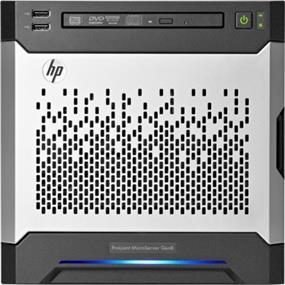 HP ProLiant MicroServer Gen8 E3-1220L v2 2.3 GHz 8GB-U B120i LFF 4x1TB Server