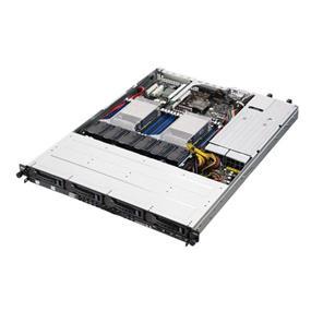 ASUS System RS500-E8-RS4 V2 1U Intel C612 E5-2600v3 4x3.5inch DDR4 PCI Express 770W Retail