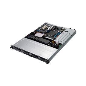 ASUS System RS300-E8-RS4 (no ODD) 1U E3-1200v3 LGA1150 C224 4x3.5inch Hot-Swap /2xSSD 450W Brown Box