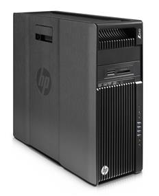 HP Workstation Z640 - Tower - Xeon - E5-1620V3 - 3.5 GHz - RAM: 8 GB - DDR4 SDRAM - 1 TB - 9.5mm Slim SuperMulti DVDRW 1st ODD - Microsoft Windows 10 Professional 64 bit downgrade to Windows 7 Professional 64 bit