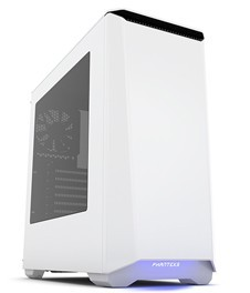 Phanteks Eclipse P400 Series Glacier White Steel ATX Mid Tower Cases(PH-EC416P_WT)