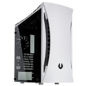 Bitfenix Aurora White Tempered Glass Window Mid Tower Case (BFC-ARA-300-WKWKK-RP)