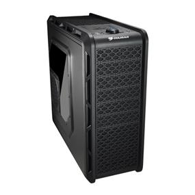 Cougar Evolution Black Window ATX Mid Tower Gaming Case (106GR10.0045)