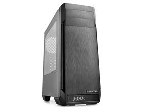 Deepcool D-Shield Contracted ATX Black Mid Tower with Window (D-Shield)