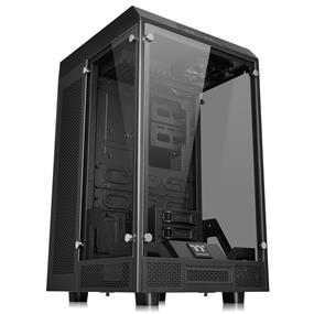 Thermaltake Tower 900 Black Tempered Glass Fully Modular E-ATX Vertical Super Tower Chassis (CA-1H1-00F1WN-00)