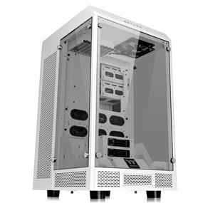 Thermaltake Tower 900 Snow Edition Tempered Glass Fully Modular E-ATX Vertical Super Tower Chassis (CA-1H1-00F6WN-00)