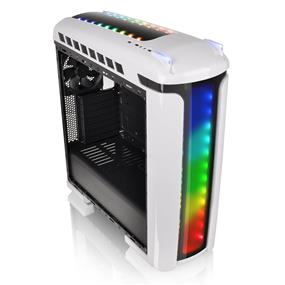 Thermaltake Versa C22 RGB Snow Edition ATX Gaming Mid Tower Chassis (CA-1G9-00M6WN-00)
