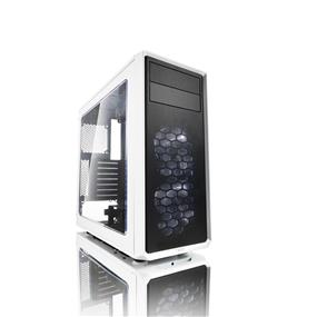 Fractal Design Focus G White Window ATX Mid Tower Case (FD-CA-FOCUS-WT-W)