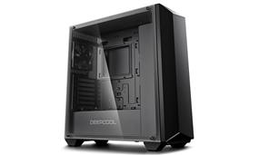Deepcool EARLKASE RGB Temper Glass RGB Lighting System Mid Tower Case