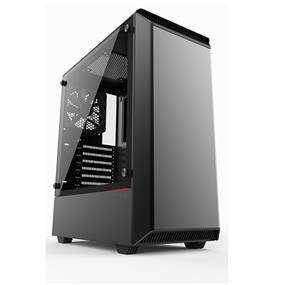Phanteks Eclipse P300 Black Tempered Glass ATX Mid Tower Case (PH-EC300PTG_BK)