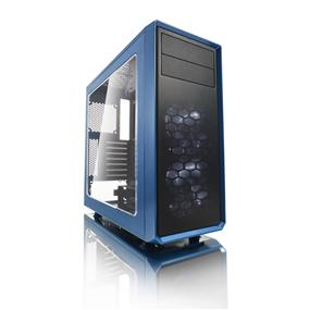 Fractal Design Focus G Petrol Blue Window ATX Mid Tower Case (FD-CA-FOCUS-BU-W)