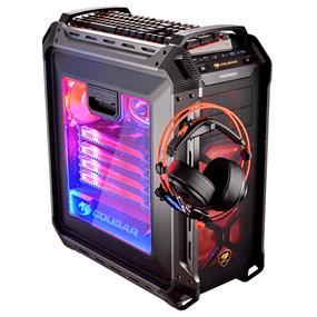 Cougar Panzer Max Black Window E-ATX Full Tower Gaming Case (106AMK0.0001)