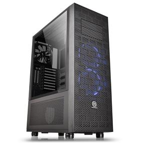 Thermaltake Core X71 Tempered Glass Edition Full Tower Chassis (CA-1F8-00M1WN-02)