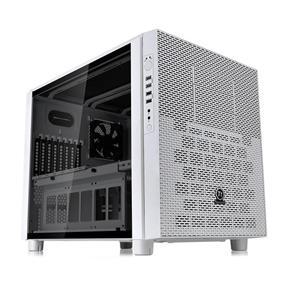 Thermaltake Core X5 Tempered Glass Snow Edition E-ATX Stackable Cube Chassis (CA-1E8-00M6WN-00)