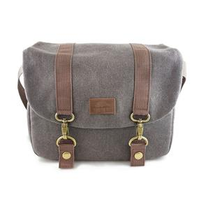 Roots 73 Flannel Collection Medium Messenger Bag
